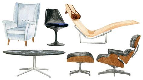 popular midcentury furniture designers