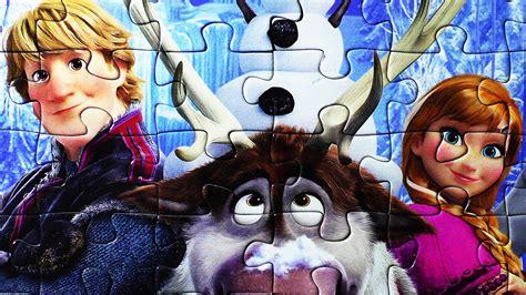 disney frozen rompecabezas puzzle games ravensburger