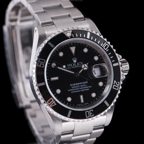 Rolex Submariner Date Ref: 16610LN - MD Watches