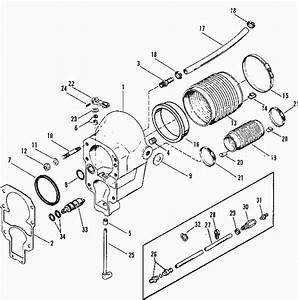 Alpha 1 Outdrive Replacing Bellows U Joint Bellows Has The