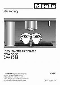 Miele Cva 5060 Coffee Maker Download Manual For Free Now