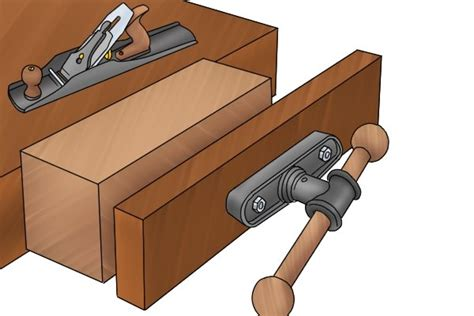 What Are The Different Types Of Workbench Vice?