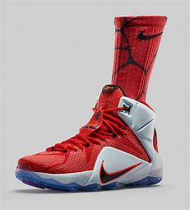 LeBron-12-HRT-of-Lion. With matching socks! | My Kicks ...