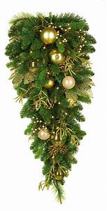 Battery Operated Led Christmas Tree Lights Decorative Garland Royal Gold Battery Operated Led