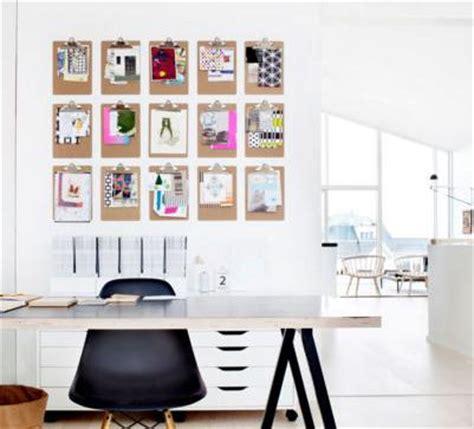 afficher bureau 10 idées déco pour afficher ses photos avec originalité
