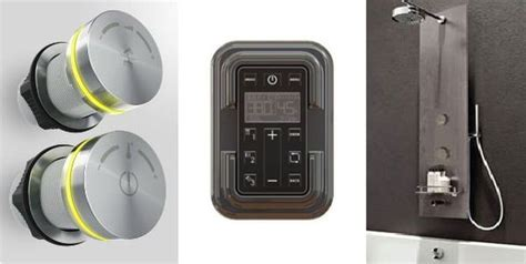 Asaf Shaltiel invents a smart shower with digital controls