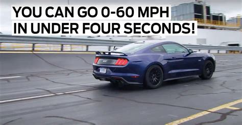 2018 Ford Mustang Gt Now Makes 460 Hp And 569 Nm, Goes