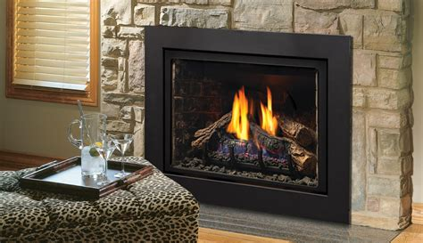 Kingsman Idv26 Direct Vent Gas Fireplace Inserts Toronto