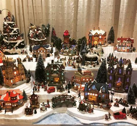 complete christmas village sets fishwolfeboro