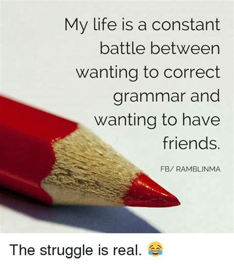 Correct Grammar Meme - 25 best memes about correct grammar correct grammar memes