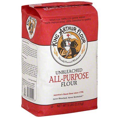 king arthur unbleached  purpose flour  lb pack