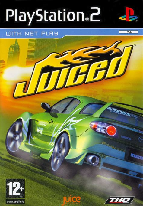 juiced  playstation  credits mobygames
