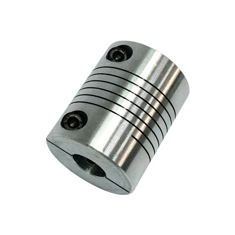 cnc flexible coupler dl bore mm mm mm mm motor chain shaft coupling ebay