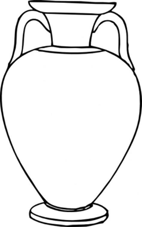 vase clipart black and white vase clipart clipart panda free clipart images