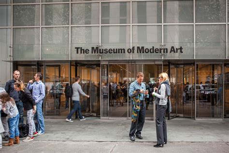 The Museum Of Modern Art  Moma Nyc  Visitor Information