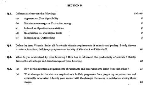 upsc ifos exam paper  optional subject
