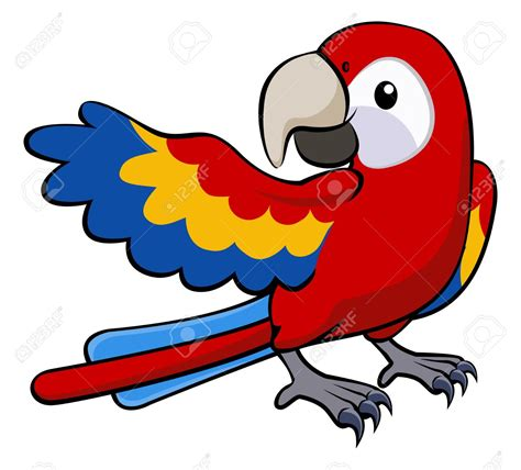 Parrot Clip Selling Parrots Clipart Clipground