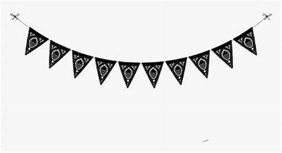 Banner Bunting Flag Pennant Garland Lace Birthday