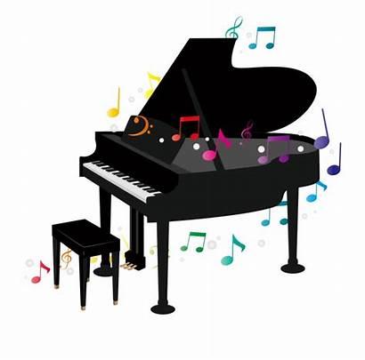 Piano Grand Icon Clipart Library Clip Vectorified