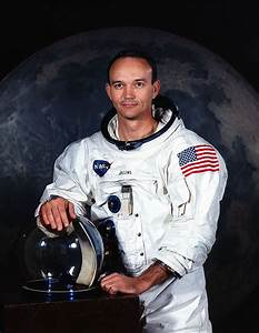 Michael Collins (astronaut) - Wikipedia