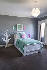 i39ve just finished this cool mint and pink room for a 10 With 10 years old girl bedroom