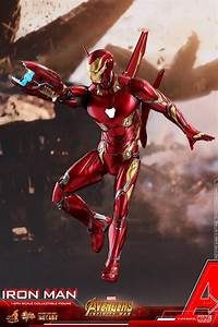 Hot Toys Avengers  Infinity War 1  6th Scale Iron Man