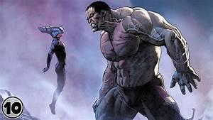 Top, 10, Most, Powerful, Ultimate, Marvel, Superheroes, -, Part, 2
