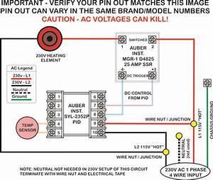 220v Pump  Ssr Wiring Help Please