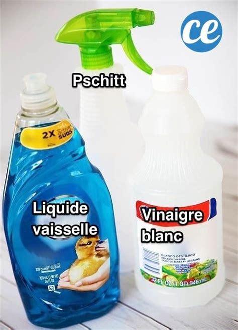 nettoyer matelas bicarbonate vinaigre liquide vaisselle mon pschitt magique pour nettoyer et baignoire