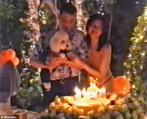 Princess Srirasmi G-string video reveals Thai royal couple ...