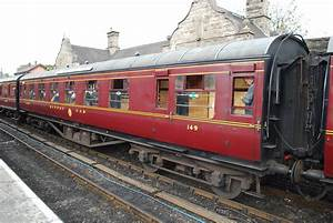 Lms Stanier Buffet Car No 149