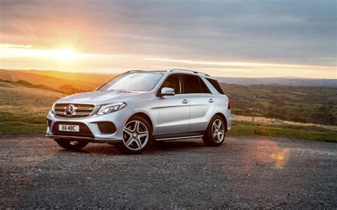 Mercedes Gle Class Wallpapers by Mercedes Gle Class W166 Silver Suv Car Wallpaper