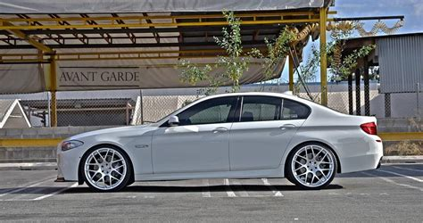 Bmw Of Chandler by Bmw 550i With Avant Garde Wheels By Element Wheels In