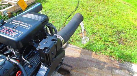 volvo penta   fuel injected marine engine youtube