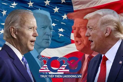 Nước mỹ căng thẳng trước thời điểm xác nhận kết quả bầu cử tổng thống. Theo dõi thông tin cập nhật bầu cử Tổng thống Mỹ 2020 ở ...