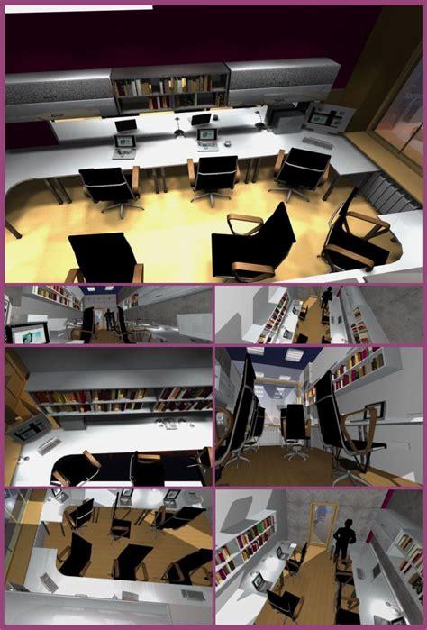 Interjera izveide datorklasei (20 m2). | Portfolio design ...