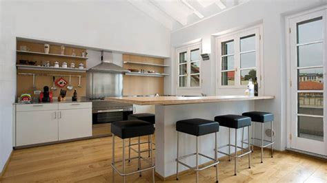 cucina con bancone bar foto cucina con bancone di paolo alberto zorzoli