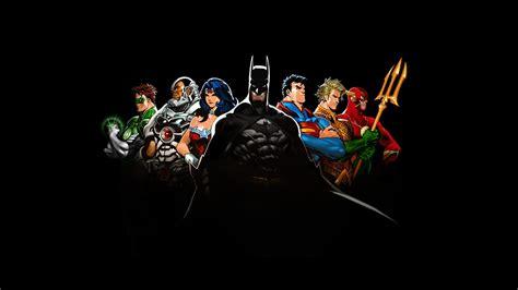 Justice League Wallpaper 4k Comics Dc Comics Justice League The Flash Batman Superman Wonder Woman Green Lantern