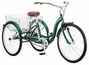 26 U0026quot  Schwinn Meridian Adult Tricycle Review