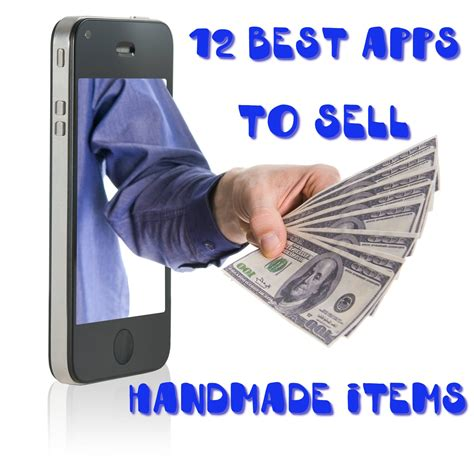apps  sell handmade items  android ios