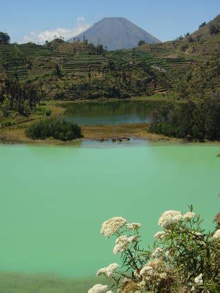 indonesia      love  dieng plateau