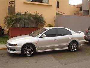 Vendo Mitsubishi Galant 2001 Impecable