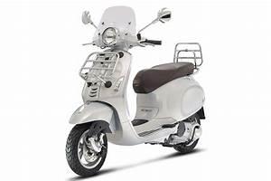 Vespa Primavera 125 - best 125cc bikes Best 125cc bikes
