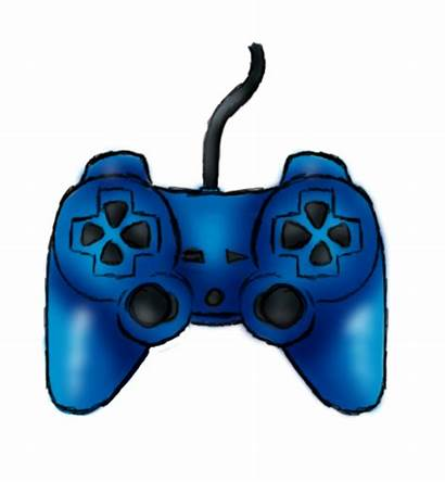 Controller Clipart Ps3 Playstation Clip Outline Comic