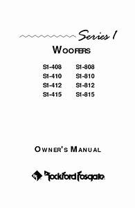S1-415 Manuals