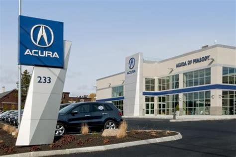 Acura Of Peabody  Peabody, Ma 01960 Car Dealership, And