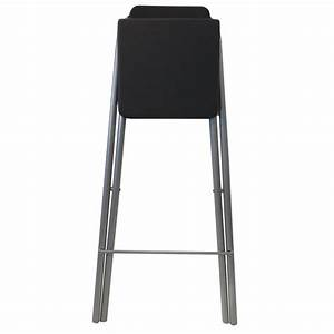 Tabouret Bar Pliant : tabouret haut pliant noir et gris chaise pliante et ~ Melissatoandfro.com Idées de Décoration