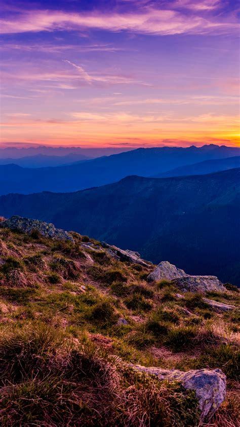 Wallpaper Mountains 5k 4k Wallpaper 8k Clouds Sunset