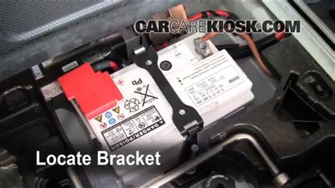 Battery Replacement 20042010 Bmw X3  2008 Bmw X3 30si