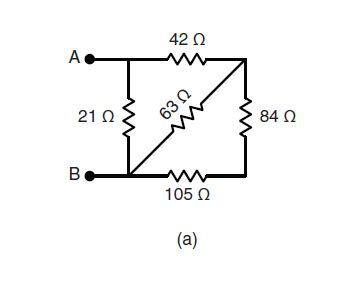 How Find The Equivalent Resistance This Circuit